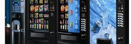 Creation of vending machine retail trade system